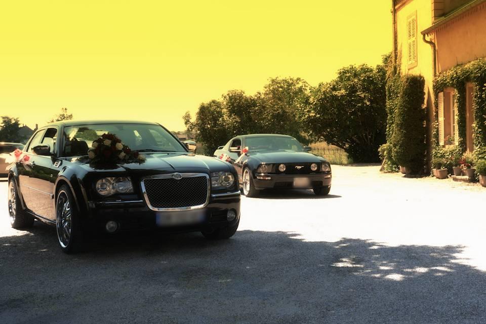 Chrysler 300c /Mustang