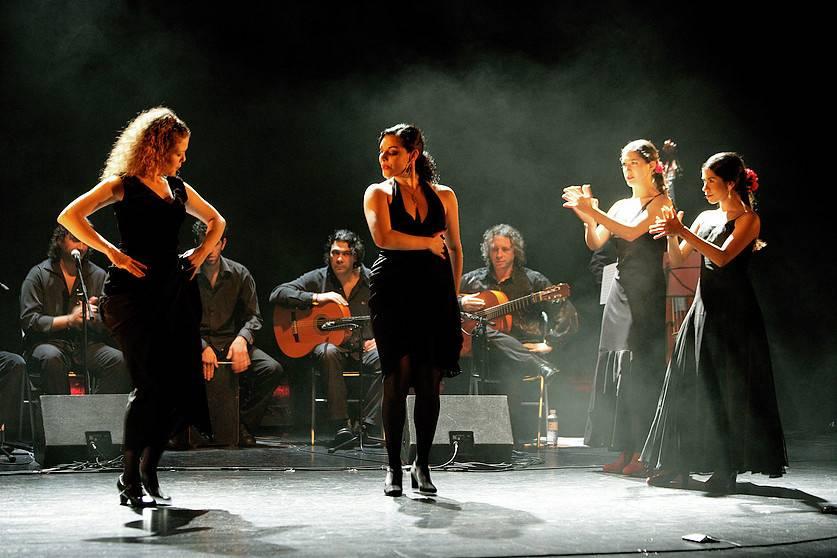 Flamenco à Paris