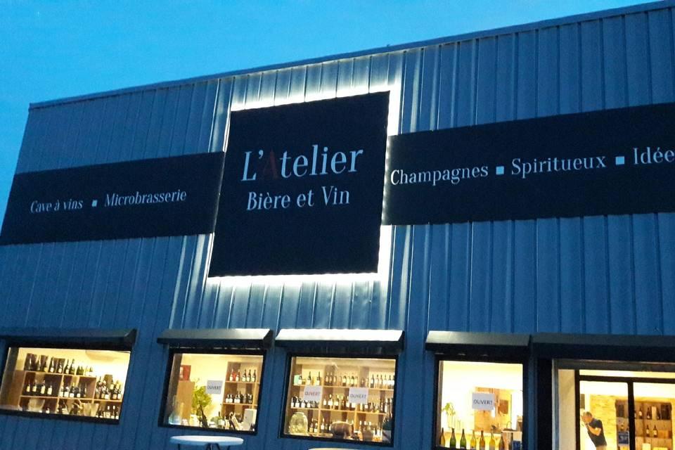 L'Atelier Bière et Vin