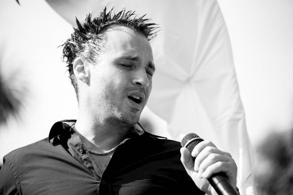Thierry Nelson - Chanteur