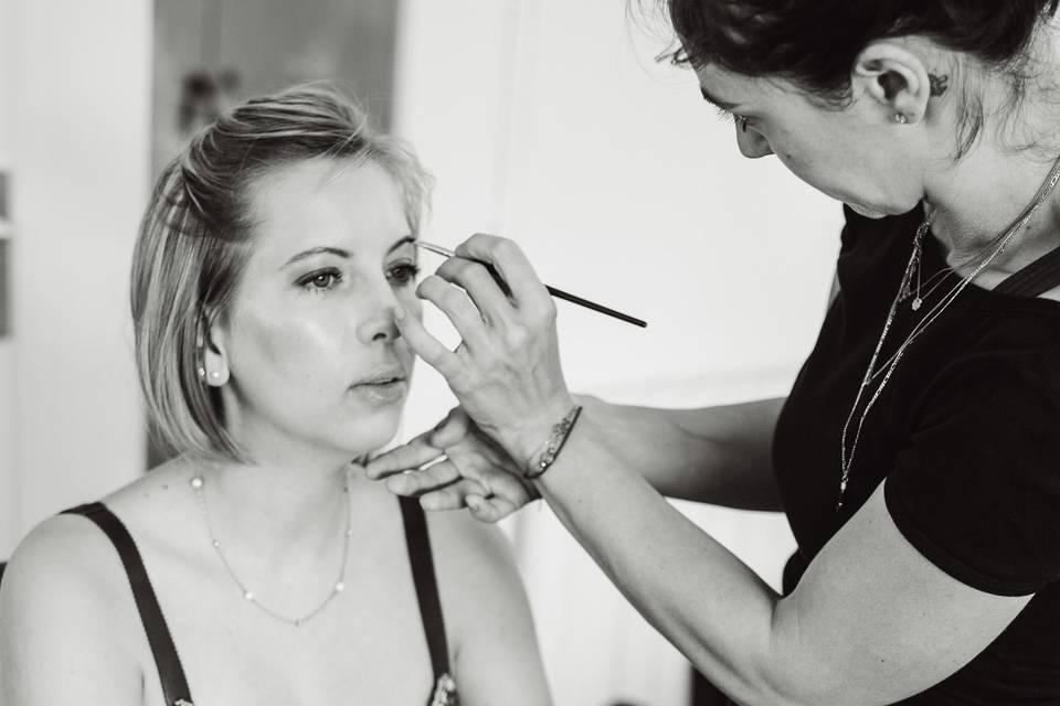 Barbara - maquillage & coiffur