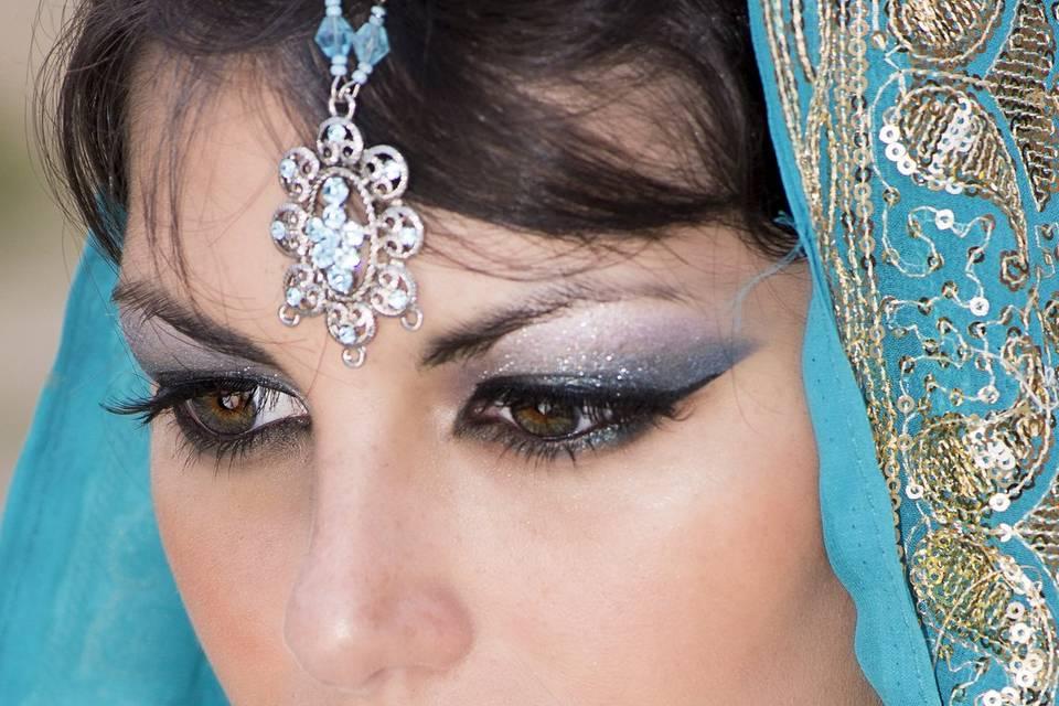 Sherazade Make up - Mise en beauté