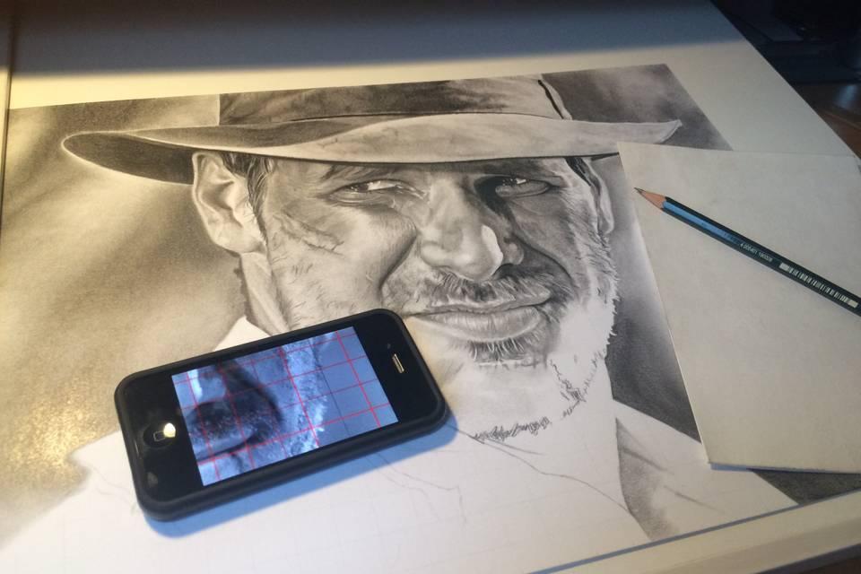 Crayons Gris - Kael Ghillo
