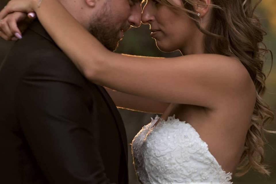 Coiffure mariée provence