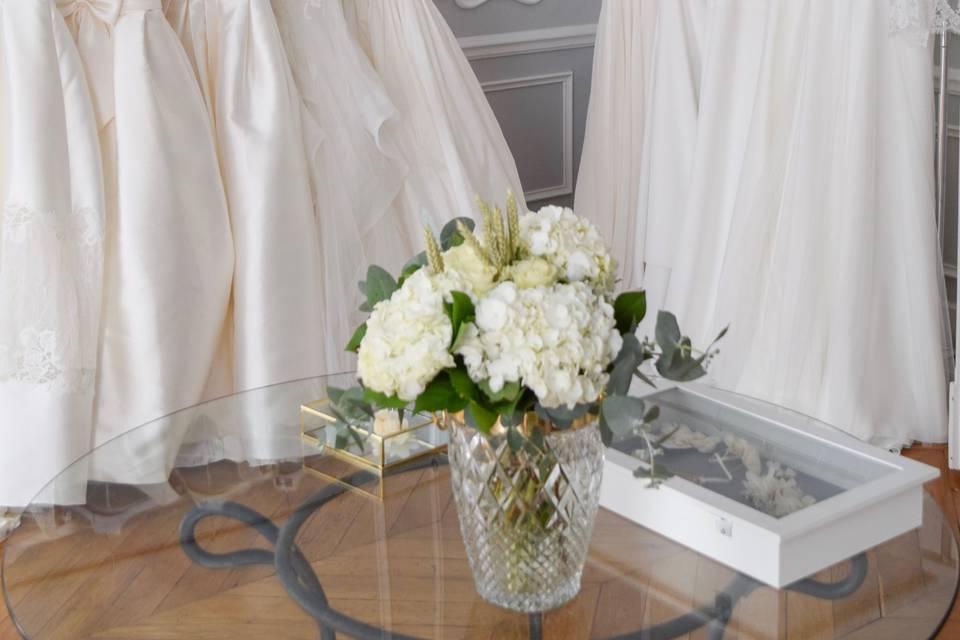 Robes de mariée Montpellier