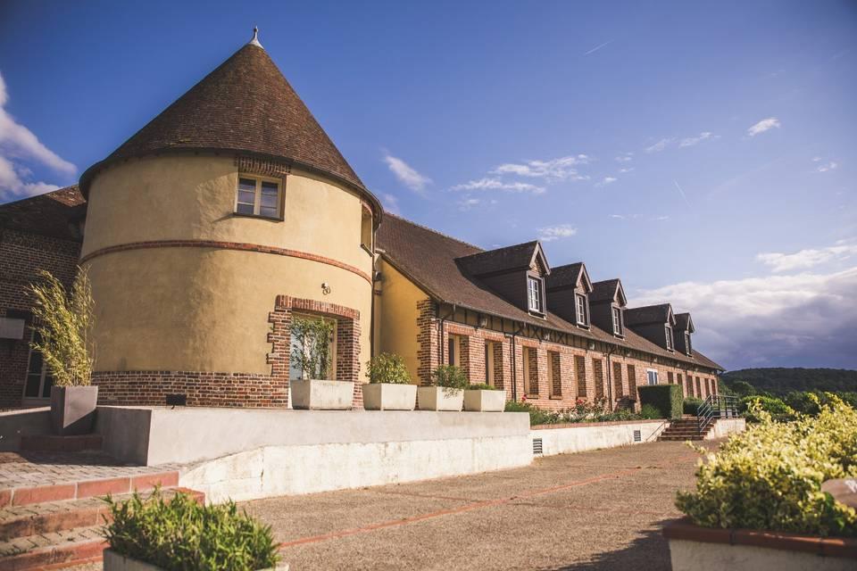 Salle La Prairie & terrasse