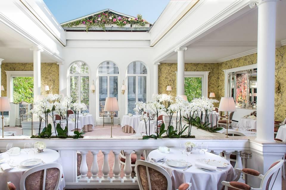 Restaurant Lasserre