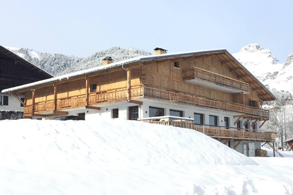 La Terrasse du Mont Blanc