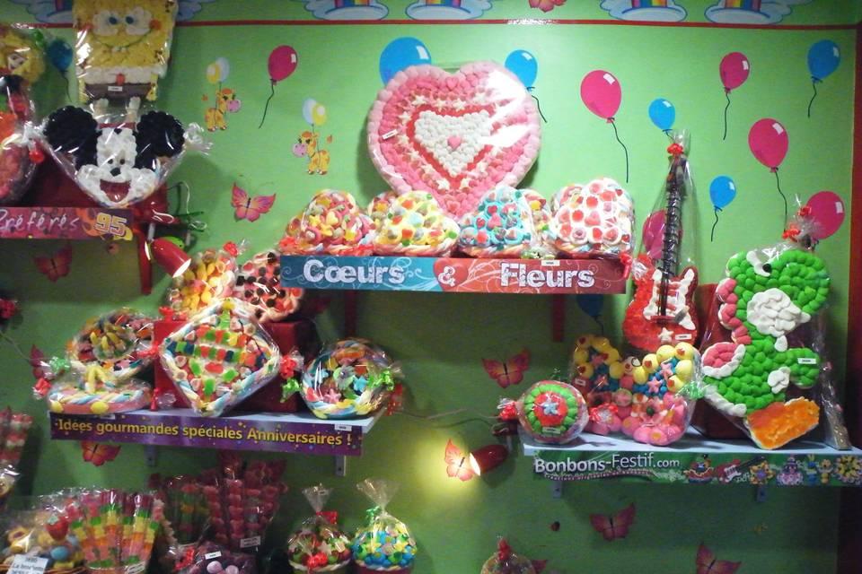 Bonbons Festif