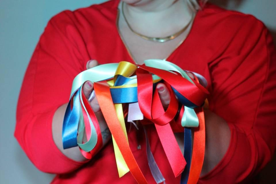 Amélie et ses rubans