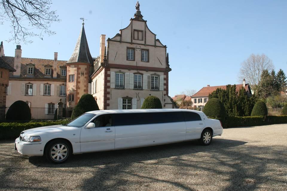 Golden Limousine France
