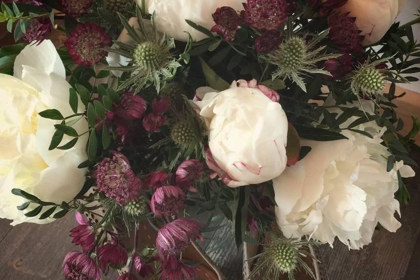Marelie Bouquet de la mariée