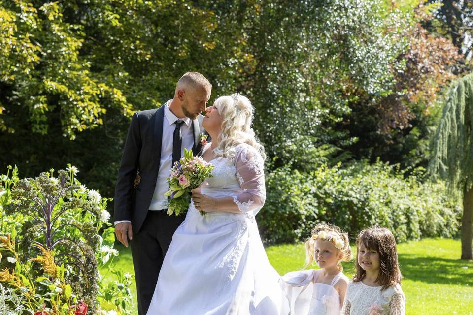 Mariage d'Isabelle