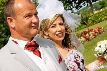 Les mariés Julien Roques Photographie