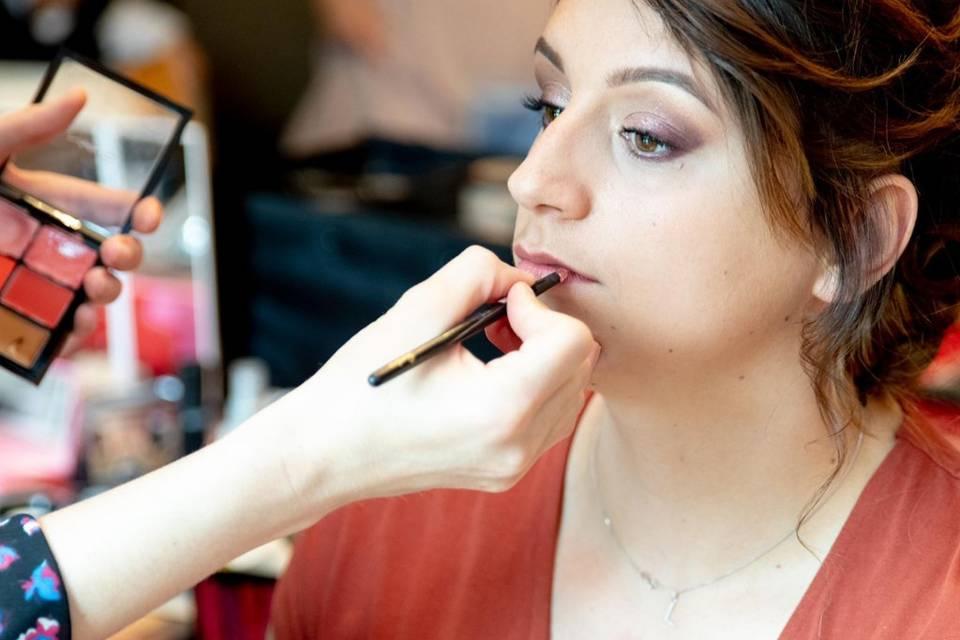 Adeline Dejeante Make Up Artist