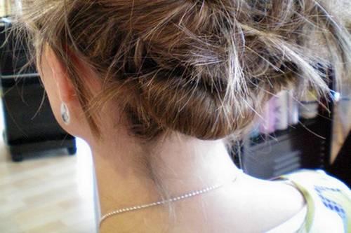 Styles de coiffure mariage
