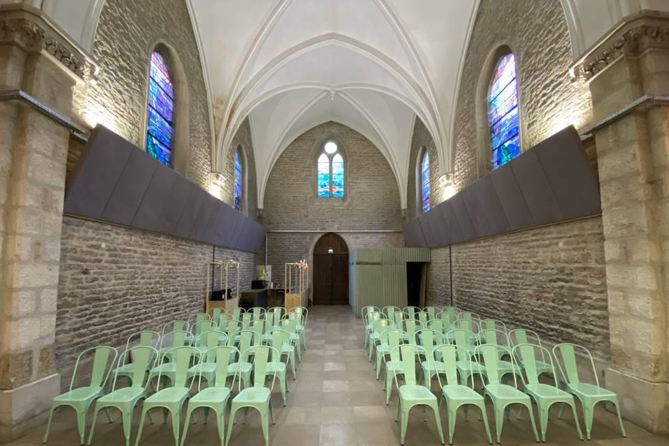 Chapelle des Ducs