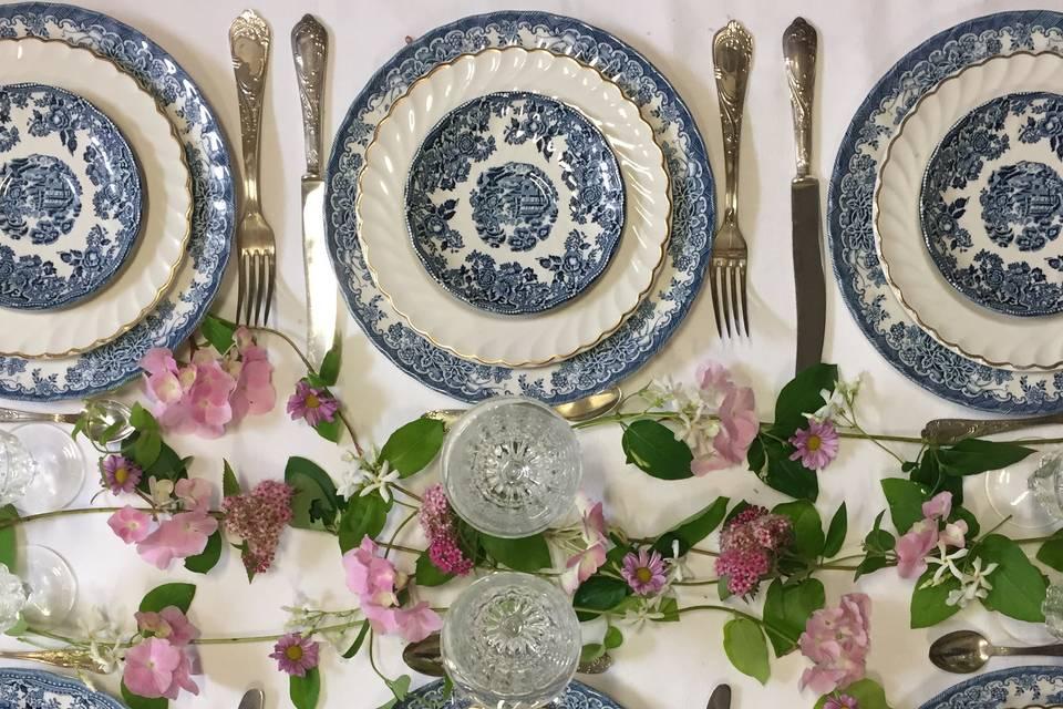 Collection Bleu de Cobalt