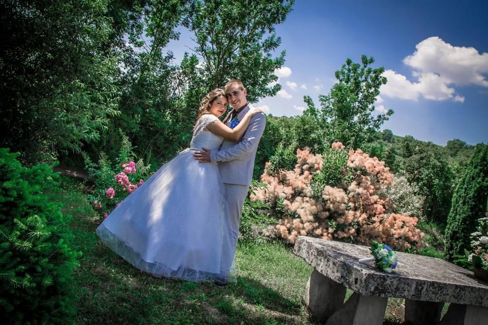Mariage au pays des merveilles