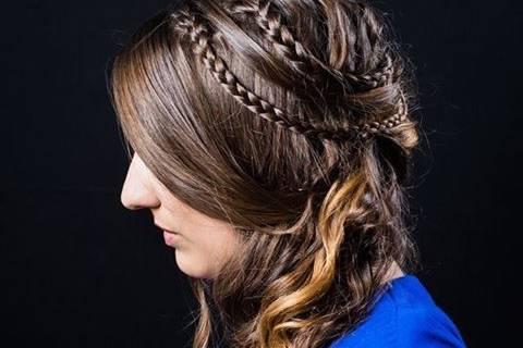 Sabrina Palacin coiffure