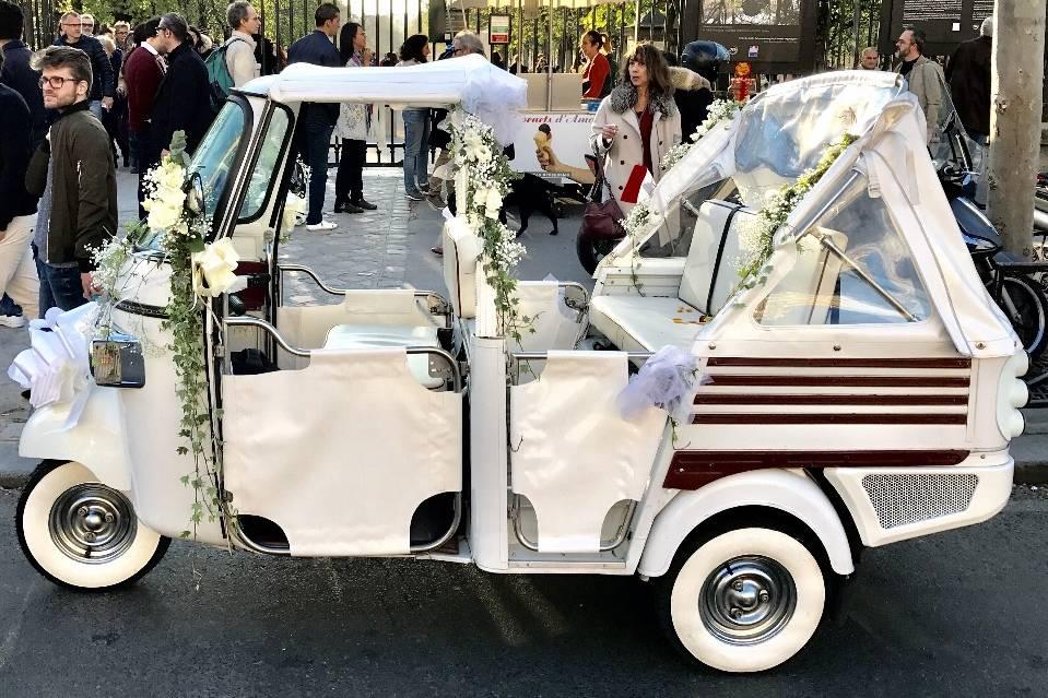 Paris Tuktuk