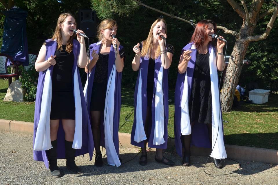 Gospel cérémonie