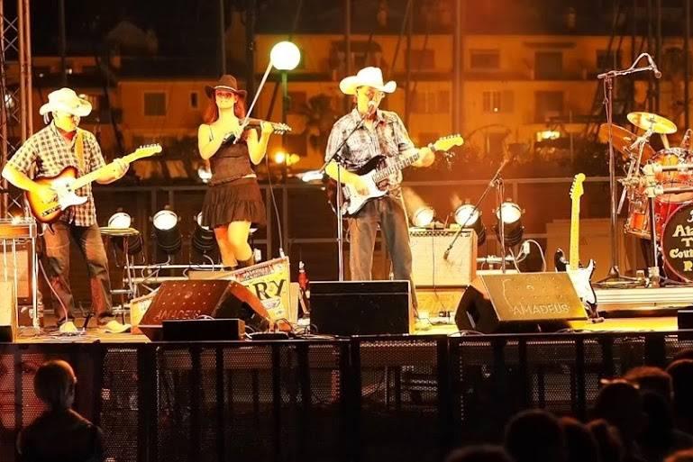 Alan Nash & Country Live band