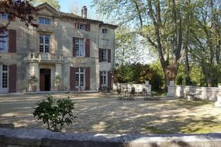 Château de Roussan****