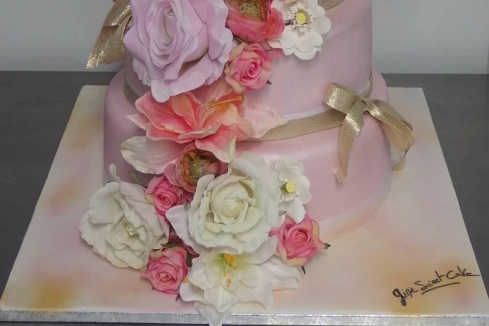 Ginie sweet cake