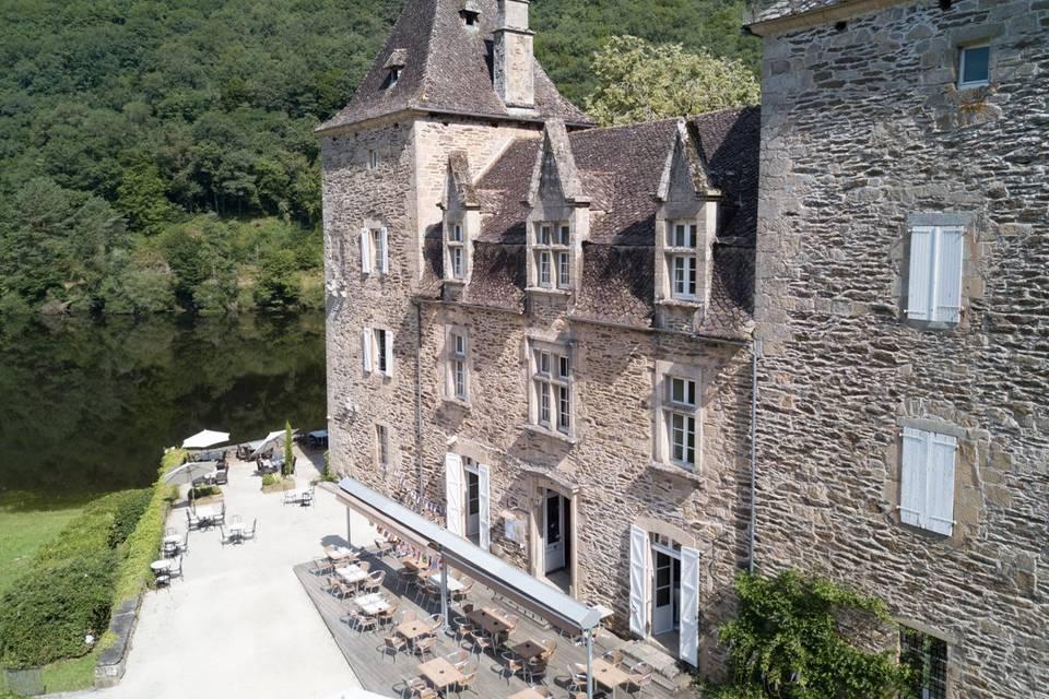 Château du Gibanel
