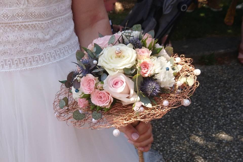 Bouquet sceptre