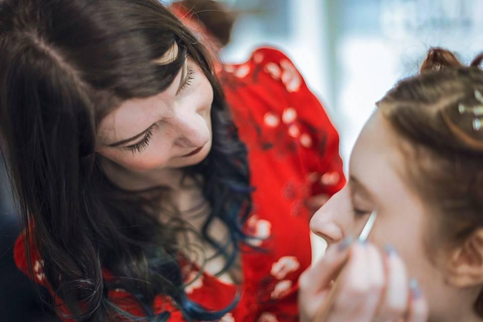 Violette Sucrée - Makeup Artist