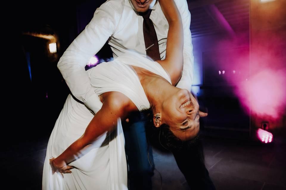 Ouverture bal mariés