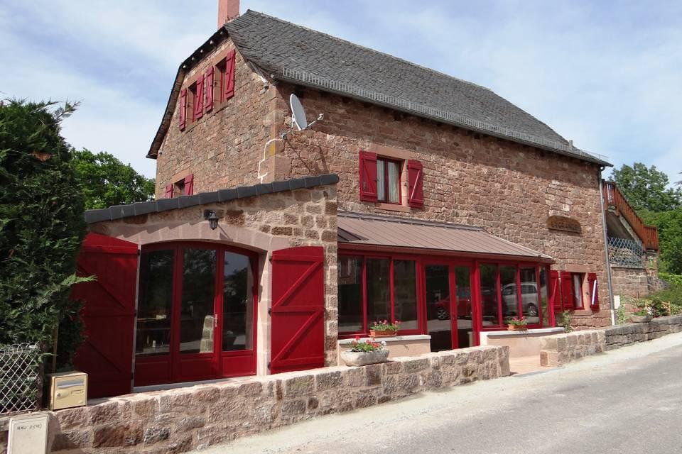 Gîtes La Grange & L'Oustal