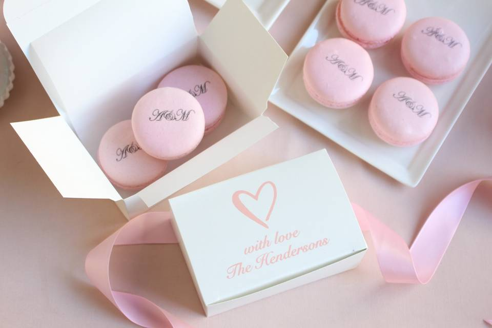 MD Production - Happy Macarons