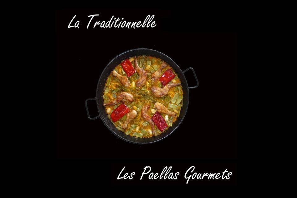Les Paellas Gourmets