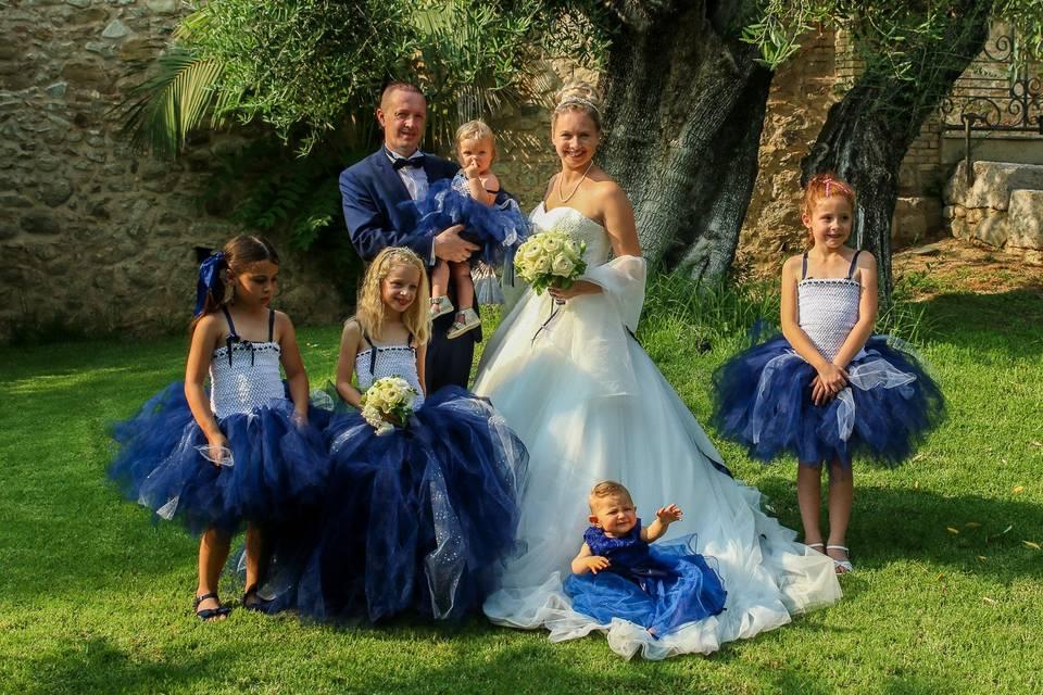 L'amour de la famille, italie
