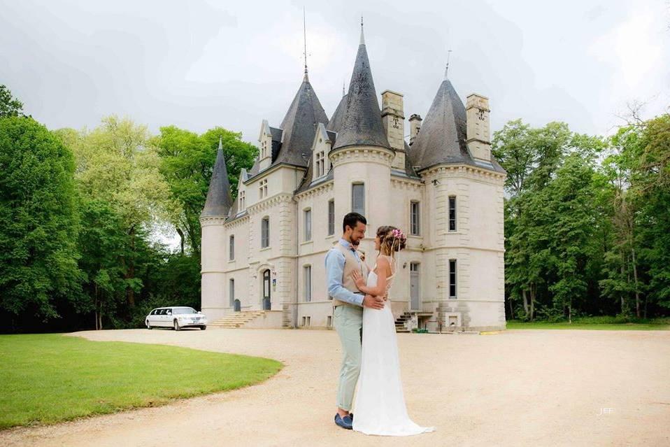 Couple - Château