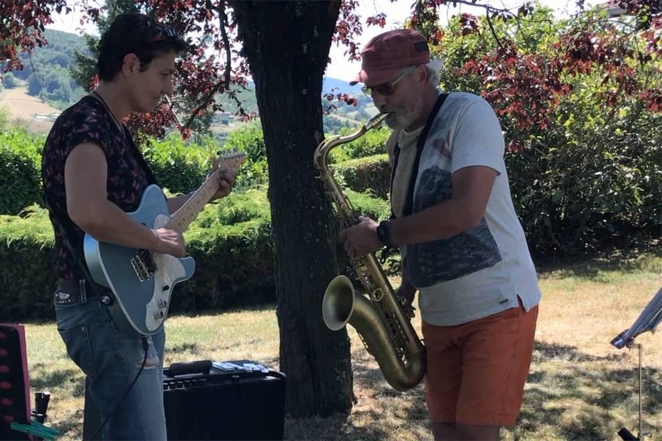 Apal'H trio Jazz-Bossa