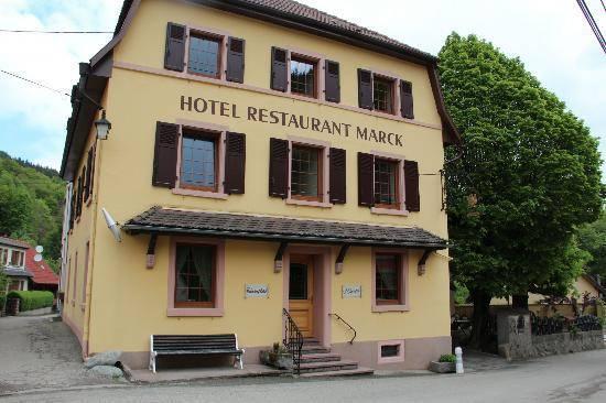 Hôtel Restaurant À l'Aigle d'Or