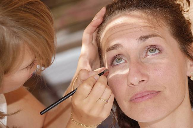 Thierry Robin - Maquillage