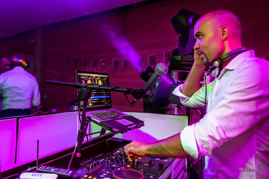 DJ Maps Events