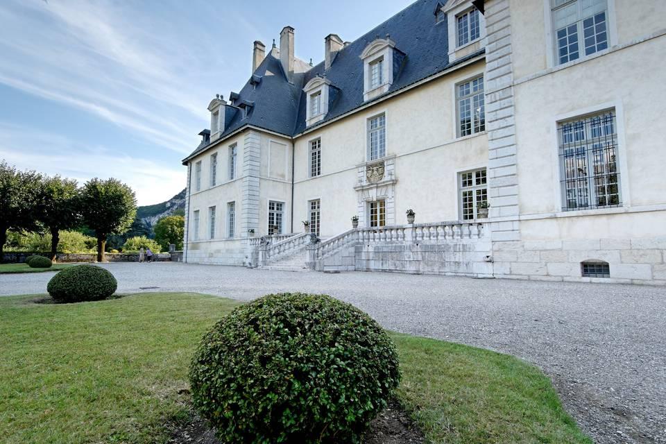 Château de Sassenage - Vinatis Création