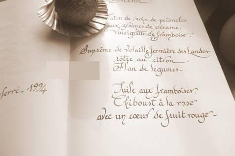 Calligraphes