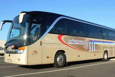Autocars Maisonneuve