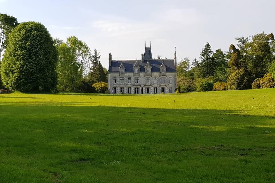 Château de Lesnevar