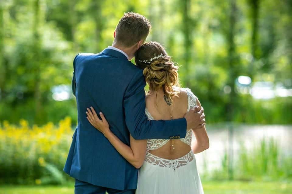 Alexandrine Wedding