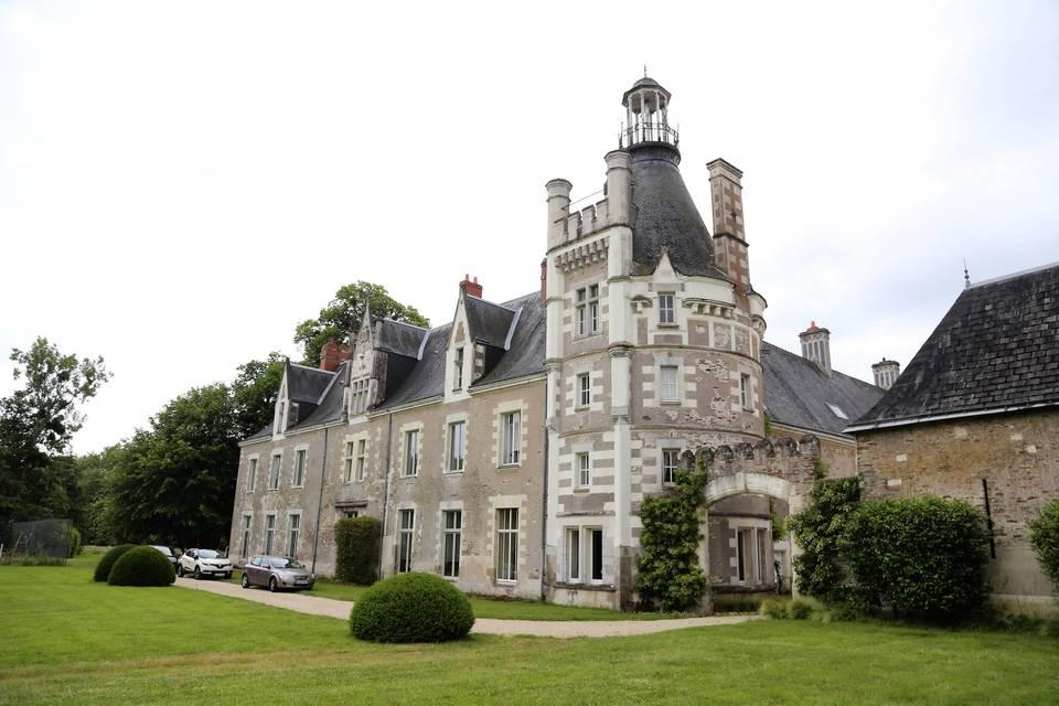Château de Thouaré