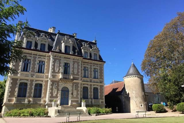 Château de La Rolandière