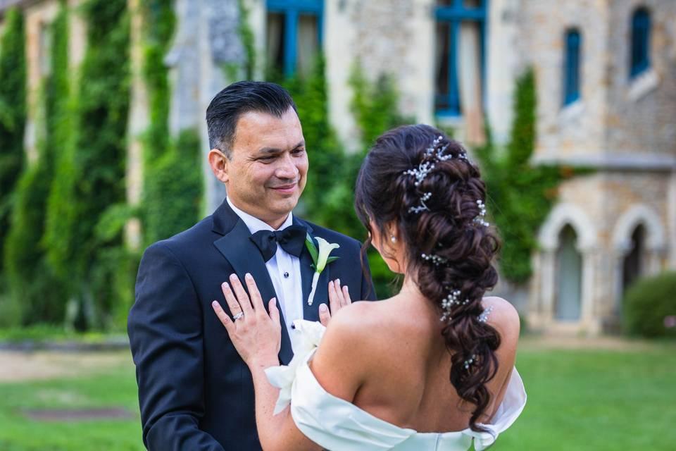 Agata Prywer Wedding